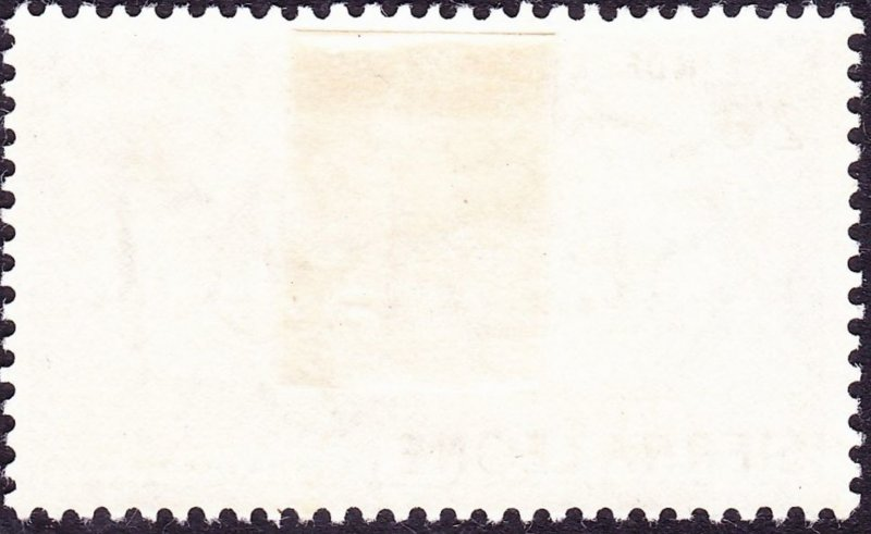 SIERRA LEONE 1964 QEII 50c on 2/6 Deep Green & Black SG321 MH