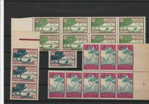 New Caledonia Dependences Mint Never Hinged Stamps Blocks ref R 18386