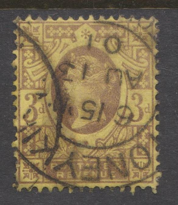 Great Britain 1887 QV Jubilee Sc#115 Used