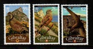 Gibraltar #1244-1246  MNH  Scott $10.90