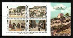 Gibraltar #1210  MNH  Scott $9.75   Souvenir Sheet