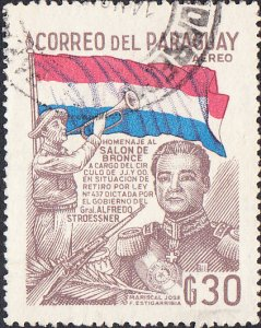 Paraguay #1844 Used