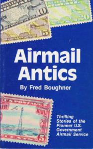 Airmail Antics, by Fred Boughner, SB, used