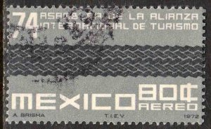 MEXICO C402 Assembly of the International Tourism Alliance. Used. VF.  (145)