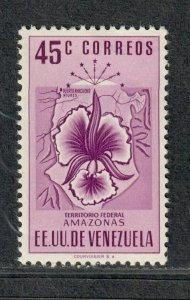 Venezuela Sc#595 M/NH/VF, Cv. $16