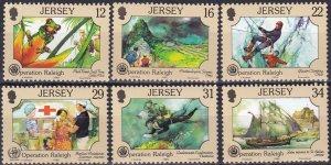 Jersey #461-6 MNH CV $4.75 (Z3898)