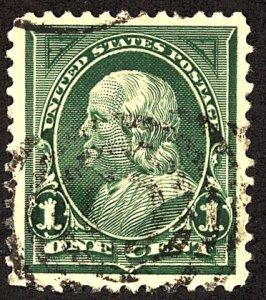 U.S. #279 Used
