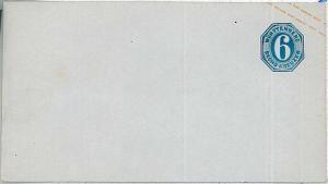 GERMANY \  WURTHENBERG - Postal Stationery Cover Umschlag ganzache:  # U 18