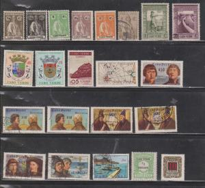 CAPE VERDE  - Small Lot Of Used Issues