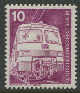 STAMP STATION PERTH Berlin #9N360 Industry Type 1975-82 - MNH CV$0.30