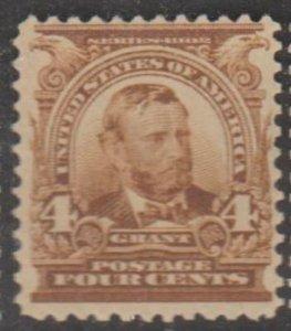 U.S. Scott #303 Grant Stamp - Mint NH Single