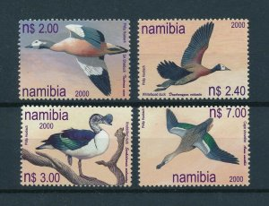 [102998] Namibia 2000 Birds vögel oiseaux ducks  MNH