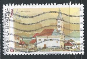 Croatia #279 6.50k Liberated Towns - Glina