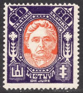 LITHUANIA SCOTT 117