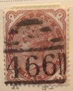 Great Britain Sc 80 Used Very Fine