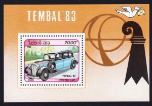 Laos Maybach Car MS SG#MS653 SC#466
