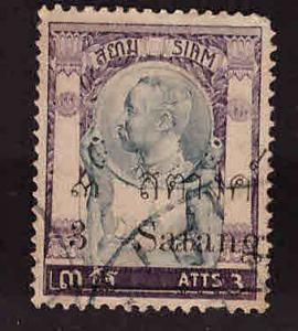 Thailand Scott 132 Used stamp