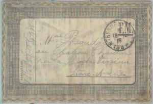 81962 - FRANCE - Postal History - WAR - FELDPOST Field Post PROPAGANDA 1916