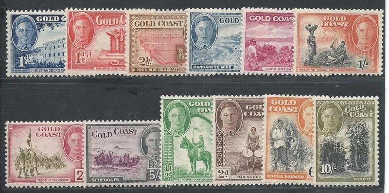 Gold Coast 130-41 LH