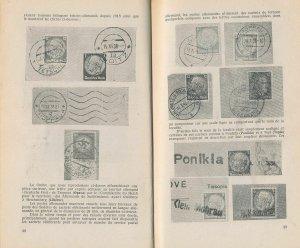 Czechoslovakia 1880-1970 Les Emissions Surcharges Vignette Sudetes Catalog(Ad134