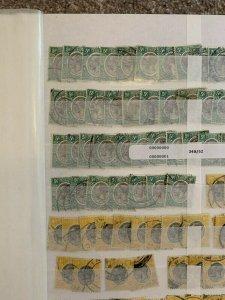 British KUT Tanganyika 1912-20 GV Stock Lot Used Shades / Postmarks NW-165781