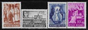 Belgium B447 - 50 mh Semi-P's 2018 SCV $18.00 - auto. combined shipping - 13503