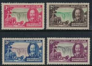 Southern Rhodesia #33-6*  CV $30.00