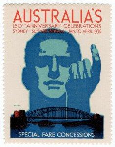 (I.B) Australia Cinderella : 150th Anniversary (Special Fare Concessions)