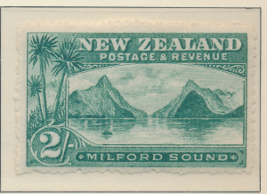 New Zealand Stamp Scott #119, Mint Hinged - Free U.S. Shipping, Free Worldwid...