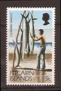 Pitcairn Islands scott #167 m/nh stock #35875