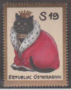 Austria Scott #1858 Stamp - Mint NH Single