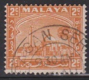 Selangor Sc#46A Used
