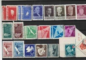 Romania Stamps Ref 14244