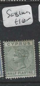 CYPRUS  (P0406B)  QV  1/2PI  SG 31   MOG