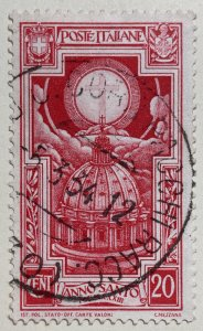 AlexStamps ITALY #310 VF Used