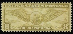 United States Scott C17 Mint never hinged.