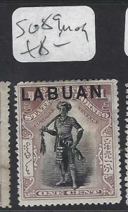 LABUAN  (P1601BB)  1C  MAN  SG 89   MOG