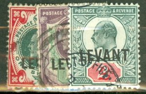 B: Great Britain Turkey 15-24 used CV $215.50; scan shows only a few