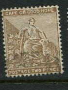 Cape Of Good Hope #45 Used