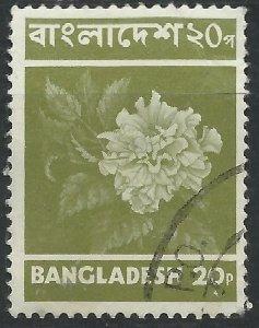 Bangladesh 1973 - 20p - SG26 used