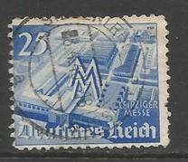 GERMANY 497 VFU Z501-3