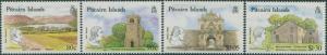 Pitcairn Islands 1990 SG362-365 Links with UK set MNH