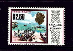Trinidad and Tobago 158 Used 1969 issue