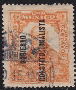 Mexico 427 Miguel Hidalgo O/P 1914