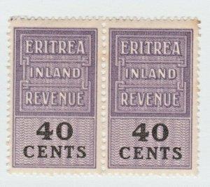 UK Italy Eritrea Ethiopia Africa fiscal revenue Stamp 5-4-21- mnh gum