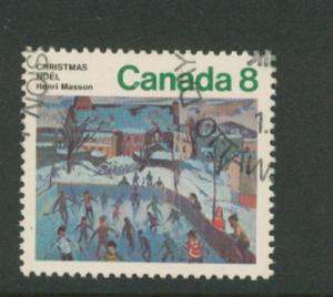 Canada SG 793  VFU