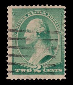 UNITED STATES STAMP. 1887. SCOTT # 213. USED. ITEM 9