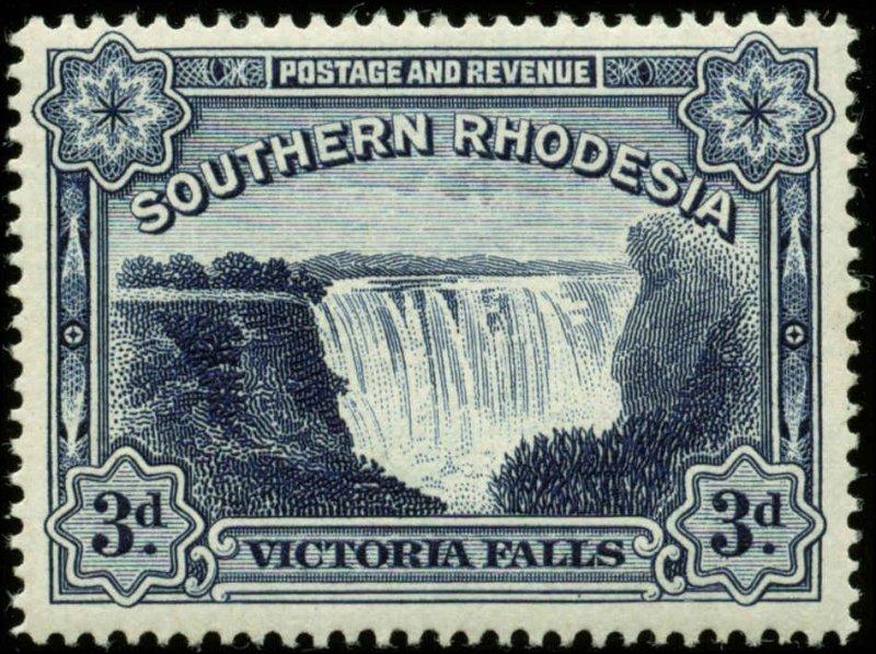 Southern Rhodesia Scott #32 SG #30 Mint Hinged