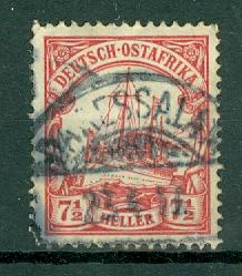 Colonies - German East Africa - Scott 33