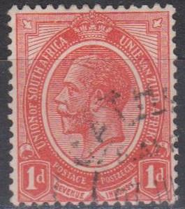 South Africa #3 F-VF Used (B2021)